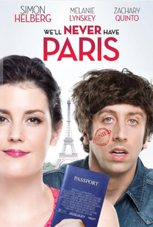 <i>Well Never Have Paris</i> 2014 film by Simon Helberg