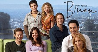What About Brian - Season 1 cast