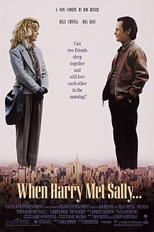 <i>When Harry Met Sally...</i> 1989 film by Rob Reiner