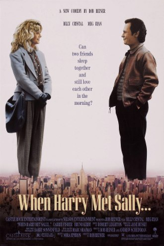 When Harry Met Sally... - Image: When Harry Met Sally Poster