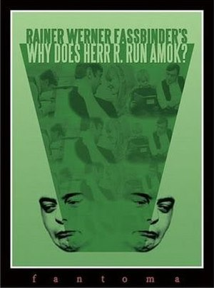 Why Does Herr R. Run Amok? - Film poster