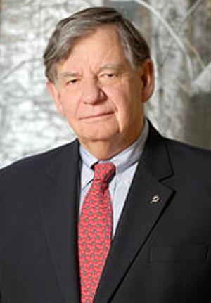 William G. Bowen - Image: William G. Bowen