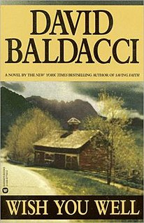 <i>Wish You Well</i> (novel) book by David Baldacci