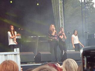 Wonderland (band) Irish girlband