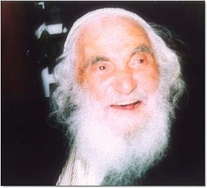 Breslov (Hasidic group) - Rabbi Yisroel Ber Odesser, a Breslover Hasid from Tiberias who inspired the Na Nach movement.