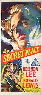 <i>The Secret Place</i> (film) 1957 British film