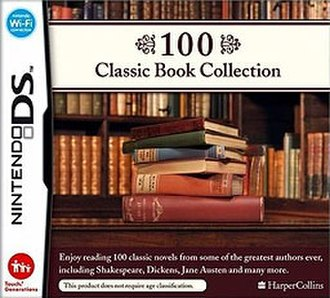 100 Classic Book Collection - Image: 100 Classic Book Collection