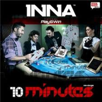 10 Minutes (Inna song) - Image: 10 Minutes (Inna song cover art)