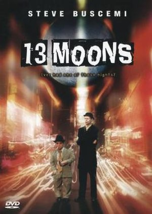 13 Moons - DVD release cover