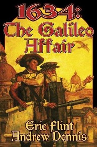 1634: The Galileo Affair - 1634: The Galileo Affair Cover Art