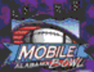 2000 Mobile Alabama Bowl - Image: 1999Mobile Alabama Bowl