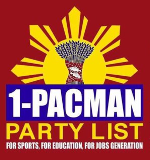One Patriotic Coalition of Marginalized Nationals - Image: 1pacman logo