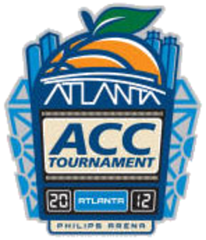 2012 ACC Men's Basketball Tournament - 2012 ACC Tournament logo