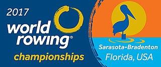2017 World Rowing Championships rowing regatta