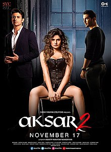 Aksar 2 2017 Hindi HDTVRip 720p 1.4GB AAC MKV