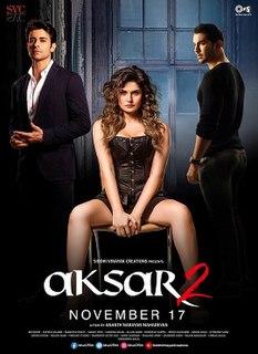 <i>Aksar 2</i> 2017 film directed by Anant Mahadevan