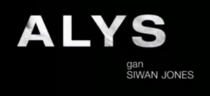 Alys (TV series) - Title card for Season Two