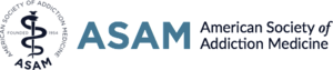 American Society of Addiction Medicine - Image: American Society of Addiction Medicine logo