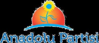 Anatolia Party - Image: Anatolia Party 2014 logo