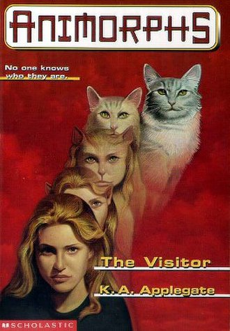 The Visitor (novel) - Rachel morphing into a cat