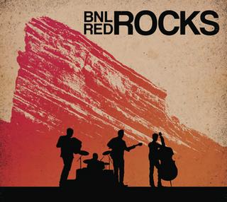 <i>BNL Rocks Red Rocks</i> 2016 live album by Barenaked Ladies