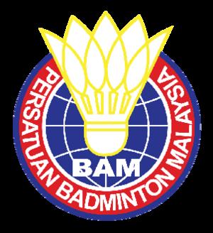 Badminton Association of Malaysia - Image: Badminton Association of Malaysia
