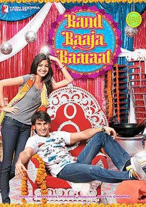 Band Baaja Baaraat - Theatrical release poster