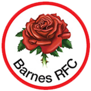 Barnes Rugby Football Club - Image: Barnes rfc rose