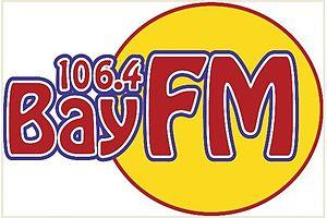 Bay FM Exmouth - Image: Bay FM Exmouth logo
