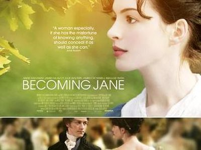 Picture of a movie: Becoming Jane