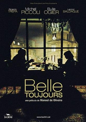 Belle Toujours - Image: Belletoujoursposter