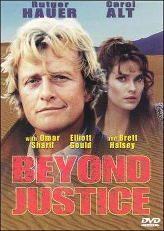 Beyond Justice - Image: Beyond Justice