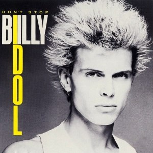 Don't Stop (Billy Idol EP) - Image: Billy Idol Dont Stop