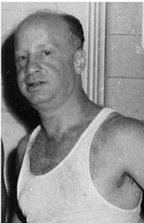 Whitey Bimstein American boxer