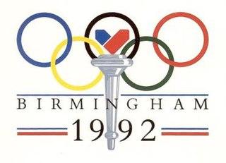 Birmingham bid for the 1992 Summer Olympics