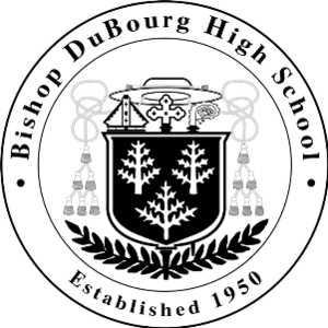 Bishop DuBourg High School - Image: Bishop Dubourg Seal