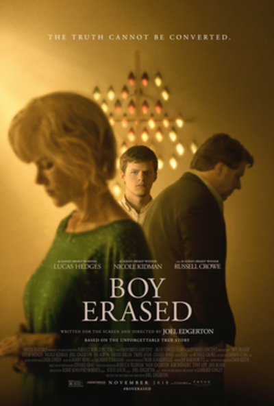 Picture of a movie: Boy Erased