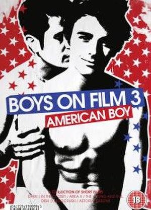 Peccadillo Pictures - Boys On Film 3: DVD Cover.