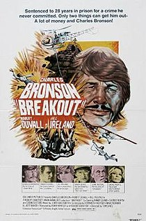 <i>Breakout</i> (1975 film) 1975 action film directed by Tom Gries