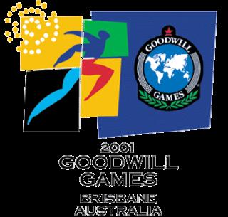 2001 Goodwill Games international sports event held in Brisbane, Australia, in 2001