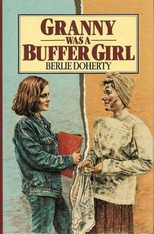 Granny Was a Buffer Girl - First edition
