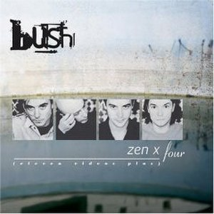 Zen X Four - Image: Bush Zen X Four