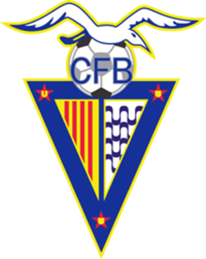 CF Badalona - Image: CF Badalona