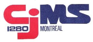 CJMS (defunct) - Image: CJMS 1280 logo