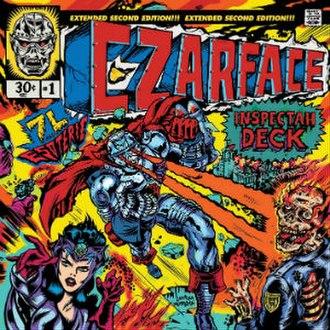 Czarface (album) - Image: CZARFACE Cover