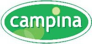Campina GmbH - Image: Campina Logo