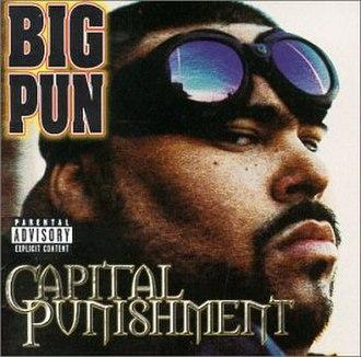 Capital Punishment (album) - Image: Capital Punishment 1998