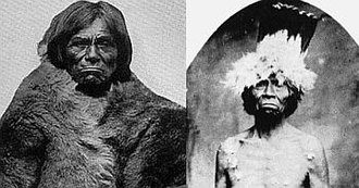 Paiute - Captain John, Leader of the Yosemite-Mono Lake Paiutes