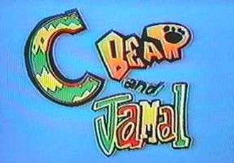 C Bear and Jamal - C-Bear and Jamal Title Card