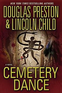 <i>Cemetery Dance</i> (novel) novel by Lincoln Child